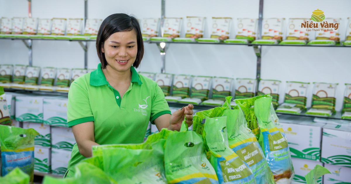 100% bí quyết mở đại lý bán gạo sạch đắt khách ngay khi bắt đầu dai-ly